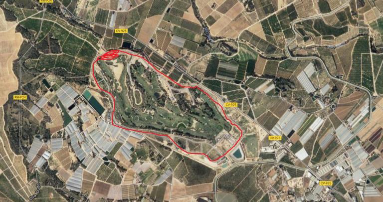 Lo Romero - Campo De Golf.