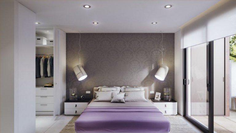 Interior - dormitorio principal